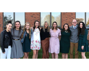 Communication Science and Disorders MVNU Grads Reach Grad School